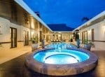 Palm Hills Hua Hin villa for sale pool 5