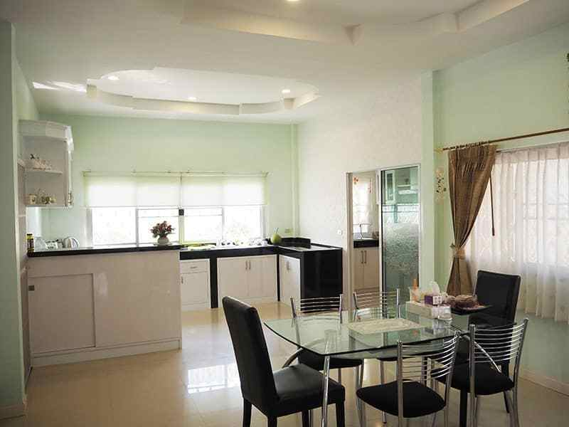 Home for sale in Hua Hin Thailand Dining