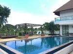 Luxury Home with swimming pool for sale Hua Hin Pool 2