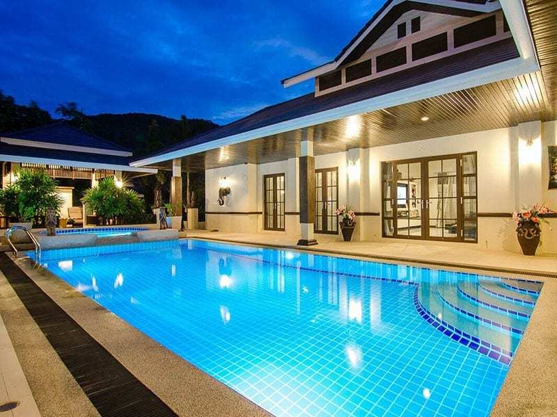 Palm Hills Hua Hin villa for sale main