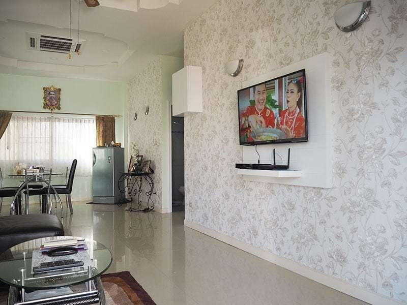 Home for sale in Hua Hin Thailand living