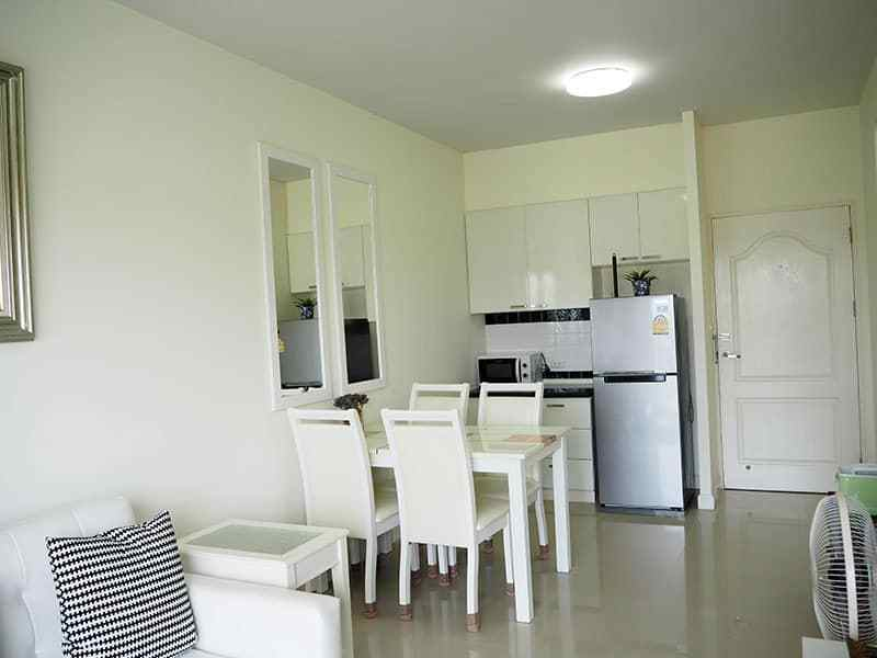 Flametree apartment for rent Hua Hin - kitchen