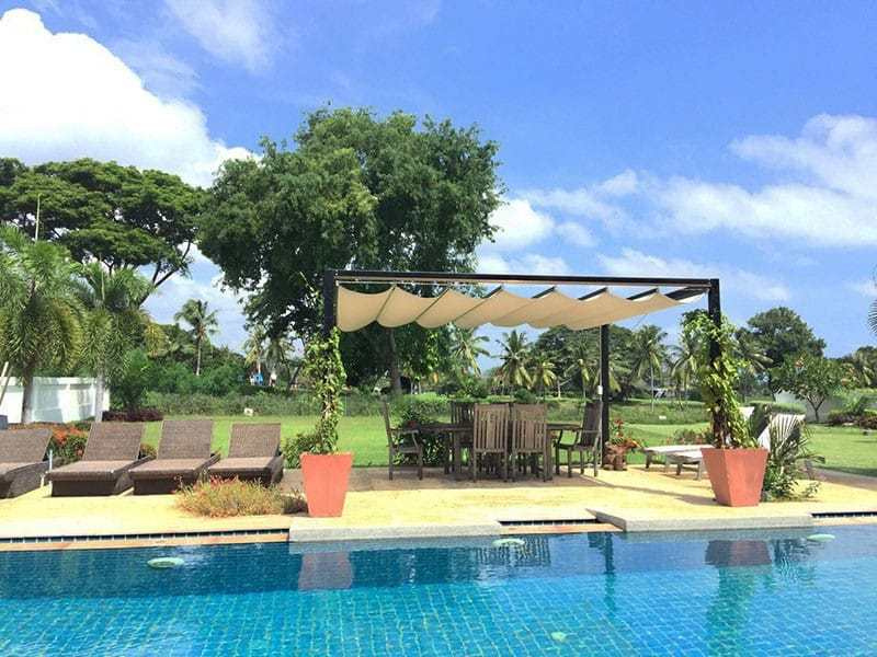 Luxury Home with swimming pool for sale Hua Hin Pool 3