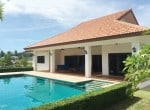 Pool villa for sale in Hua Hin close to Black Mountain House view