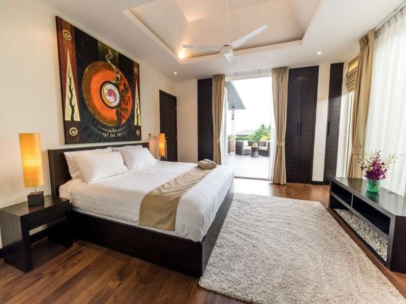 Hua Hin The Spirit villa for sale guest room