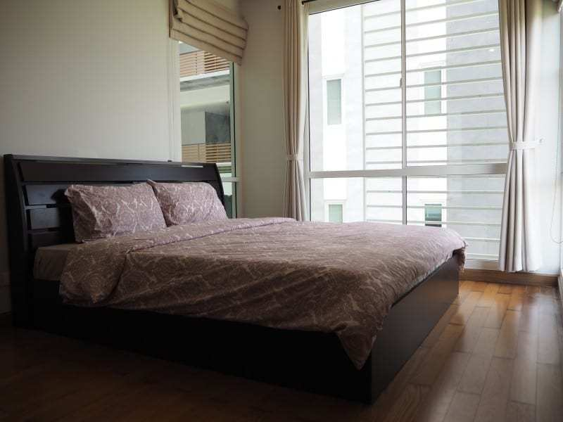 Cheap The Breeze apartment for sale Hua Hin bedroom