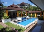 Villa for sale balinese style Hunsa Hua Hin luxury pool villa