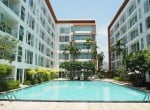 Cheap The Breeze apartment for sale Hua Hin building