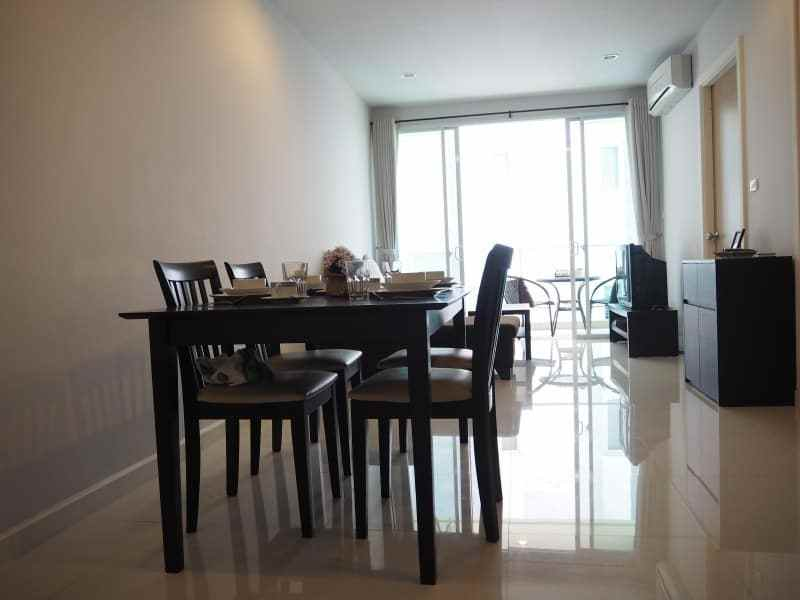 Cheap The Breeze apartment for sale Hua Hin dining