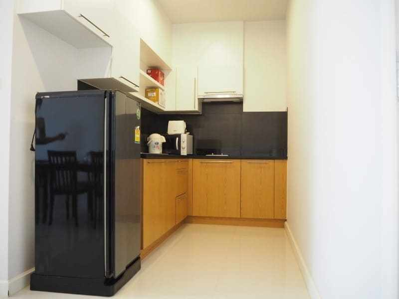 Cheap The Breeze apartment for sale Hua Hin kitchen