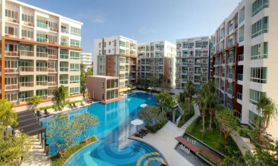 Hua Hin Seacraze apartment for sale best price