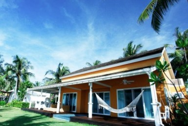 Beachfront Hua Hin house for sale
