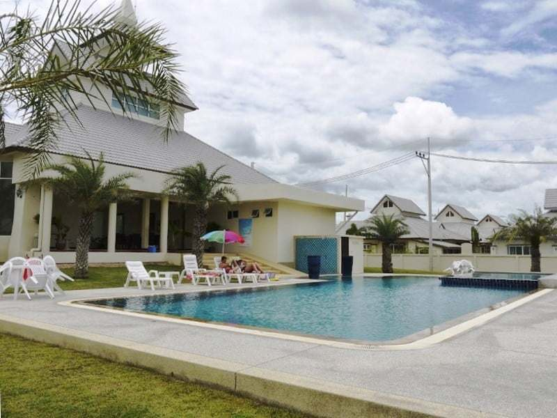 Low priced Hua Hin property for sale club house