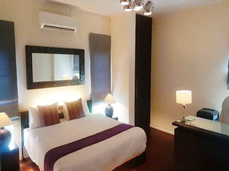 Modern townhouse Hua Hin for sale bedroom