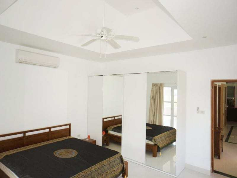 Private pool property for sale Hua Hin guest room
