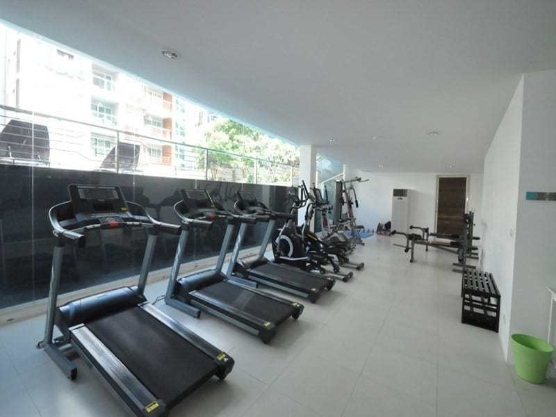 Best price condo Hua Hin for sale - gym