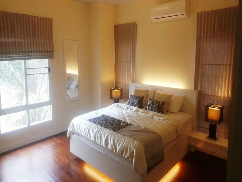 Modern townhouse Hua Hin for sale guest room