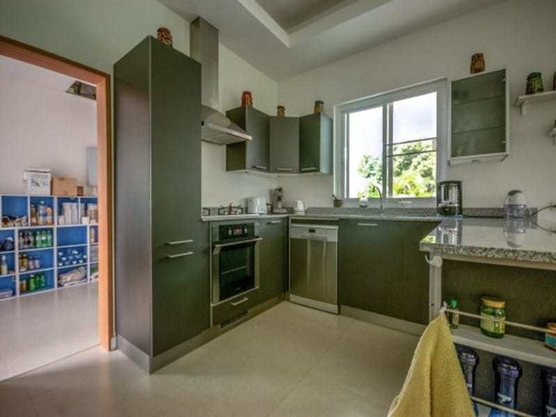 Modern villa with pool for sale kitchen