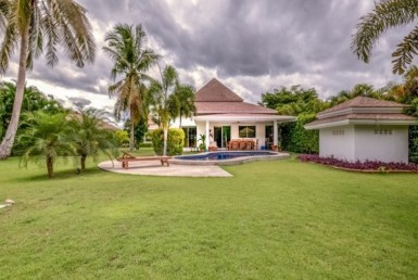 Hua Hin Grove Villas on 1200 sum land house