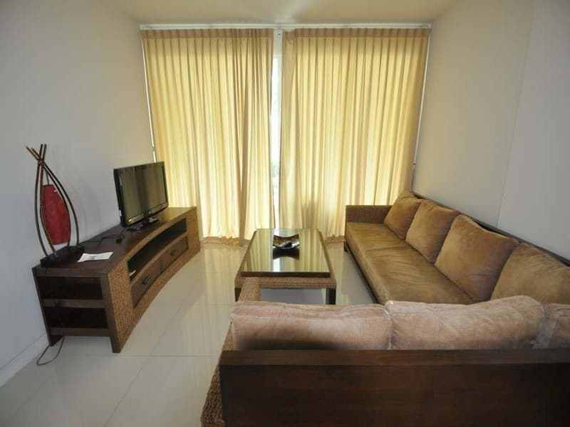 The Breeze condo in Hua Hin for sale - living room