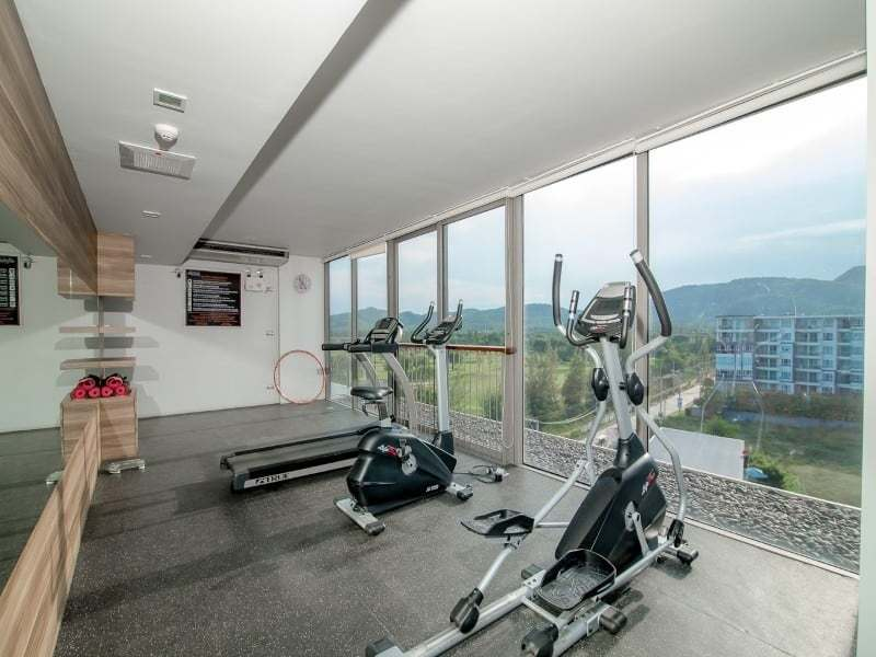 Apartment for sale The Sanctuary Hua Hin - gym