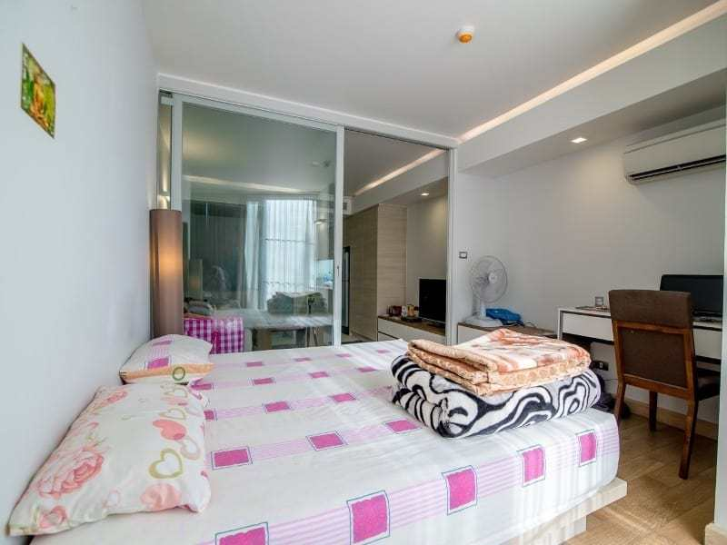 Apartment for sale The Sanctuary Hua Hin - bedroom