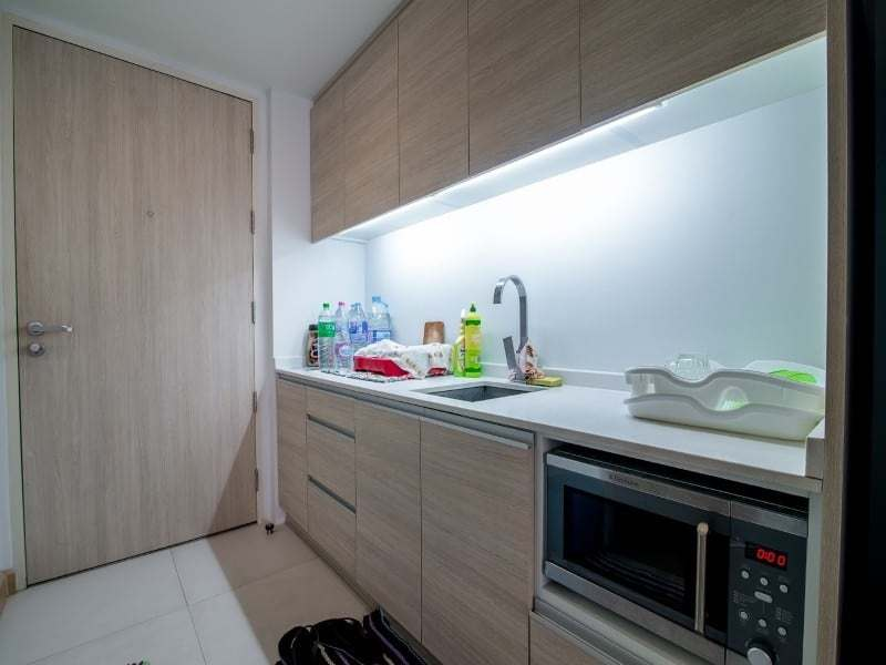 Apartment for sale The Sanctuary Hua Hin - kitchen