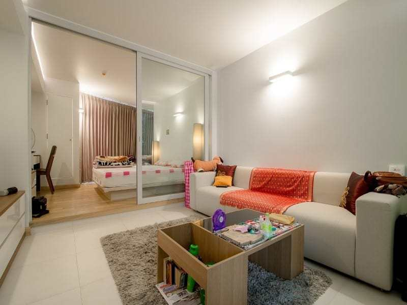 Apartment for sale The Sanctuary Hua Hin - living room