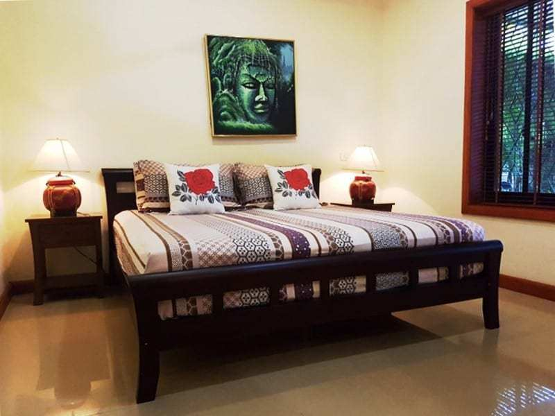 Mature Hua Hin house for sale guest room