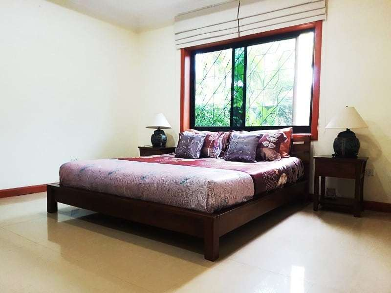 Mature Hua Hin house for sale bedroom