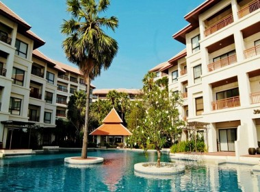 Hua Hin Santipura Condo for sale - Pool