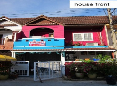Hua Hin Townhouse for sale 300 m to beach