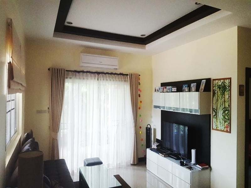 Low priced Hua Hin property for sale lounge