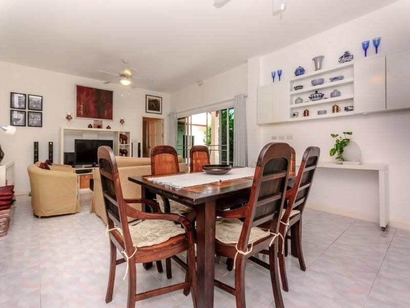 Reduced 4 bed home for sale Hua Hin - dining