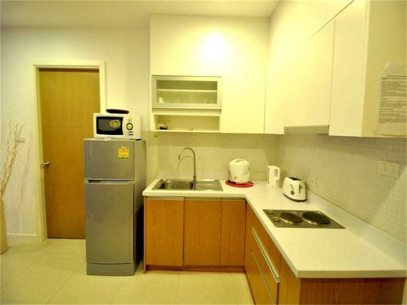 Hua Hin Seacraze apartment for sale best price - kitchen