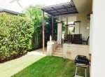 Low priced Hua Hin property for sale terrace