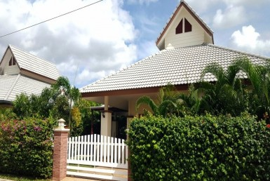 Low priced Hua Hin property for sale street view