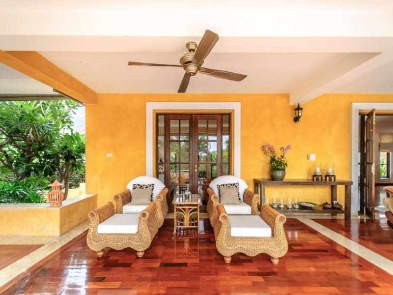 Luxury Hua Hin residential home for sale relax terrace