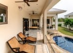 Home for sale next to Black Mountain Golf terrace