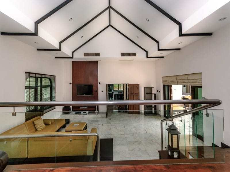Home for sale next to Black Mountain Golf vaulted ceiling