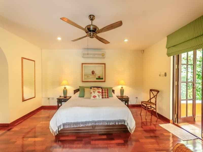 Luxury Hua Hin residential home for sale master bedroom