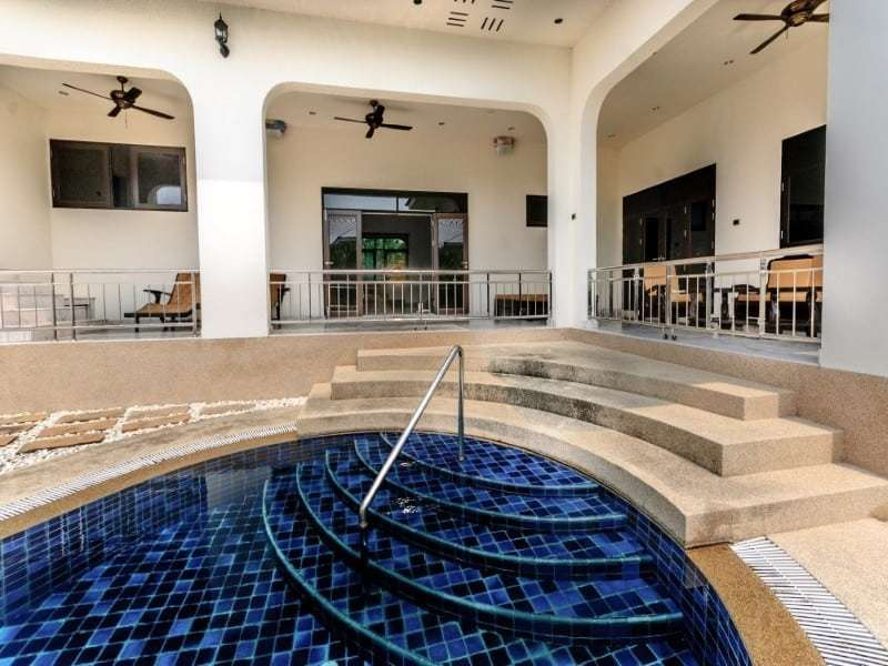 Home for sale next to Black Mountain Golf pool terrace
