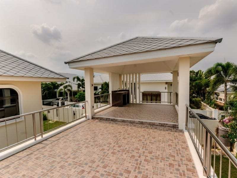 Home for sale next to Black Mountain Golf pagoda