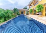 Luxury Hua Hin residential home for sale pool view