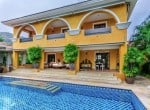 Luxury Hua Hin residential home for sale back view