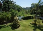 Villa for sale balinese style Hunsa Hua Hin mountain view