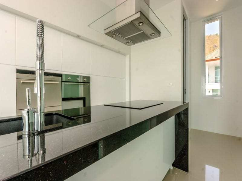 Sea view villa for sale Phu Montra Hua Hin kitchen 2