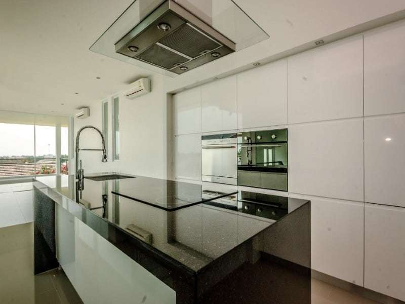 Sea view villa for sale Phu Montra Hua Hin kitchen