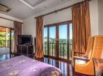 Double level villa near Pranburi for sale bedroom