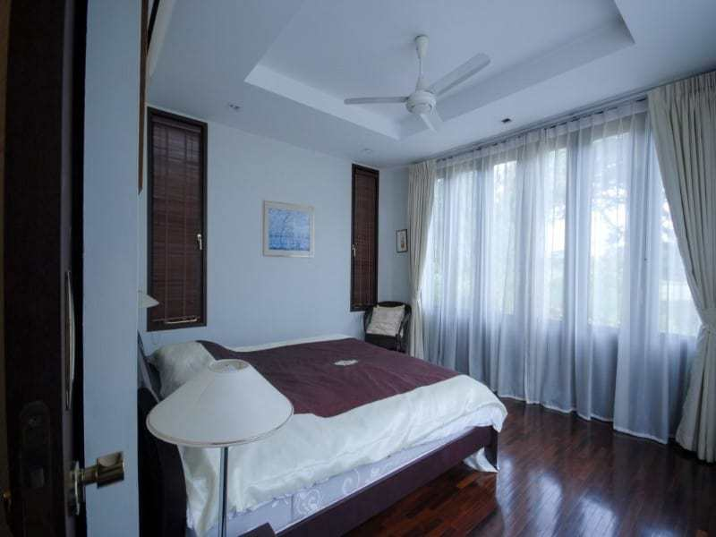 Stunning golf course villa Hua Hin for sale guest room